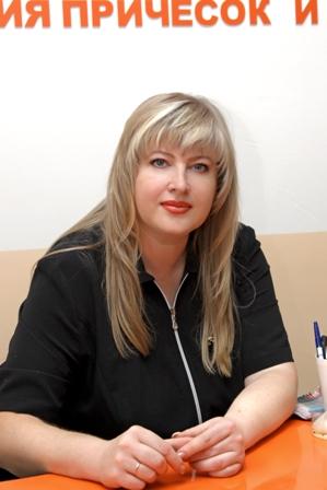 Наталья Бахмуцкая