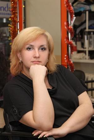 Ольга Назарьева